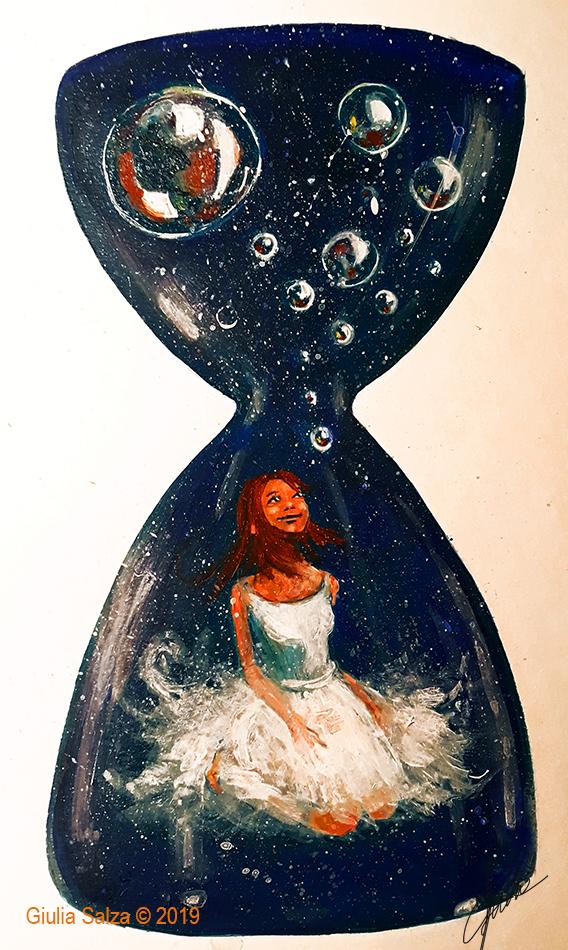 """Playbills and scenography objects for the show: """"EMANUELA LOI: la ragazza della scorta di Borsellino"""" di Eleonora Frida Mino"""